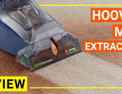 Hoover Max Extract 77 Reviews