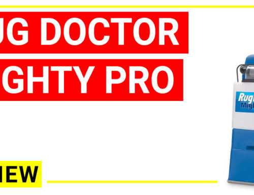Rug Doctor Mighty Pro reviews