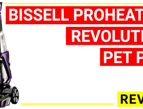 Bissell ProHeat 2X Revolution Pet Pro Full-Size Carpet Cleaner, 1986 reviews
