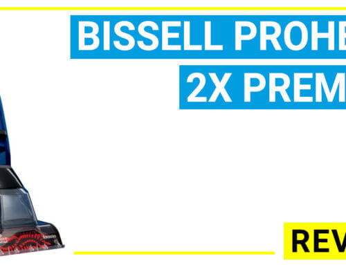 Bissell Proheat 2X Premier Carpet Cleaner 47A23 reviews