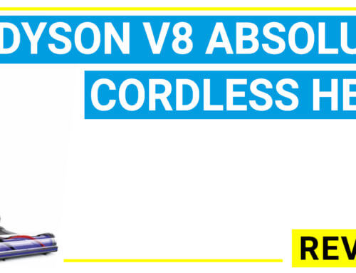 Dyson V8 Absolute Cordless HEPA Vacuum Cleaner Reviews