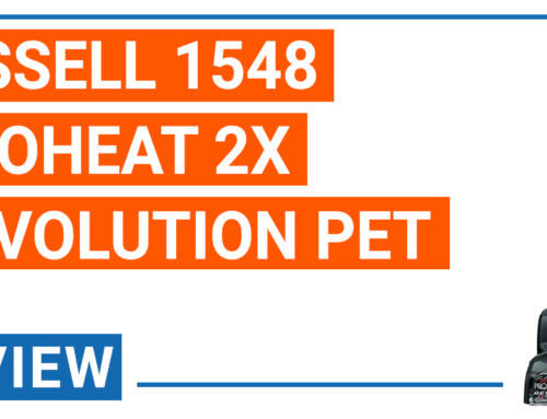Bissell 1548 ProHeat 2X Revolution Pet Full-Size Carpet Cleaner Reviews