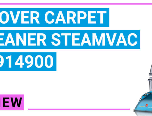 Hoover Carpet Cleaner SteamVac with Clean Surge Carpet Cleaner Machine F5914900 reviews