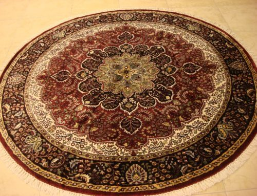 Carpets from Kashmir