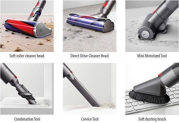 Dyson V8 Absolute Cordless Hepa Vacuum Reviews Update Oct