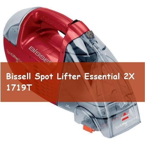 BISSELL SPOTLIFTER 2X ESSENTIAL, RED, 1719T