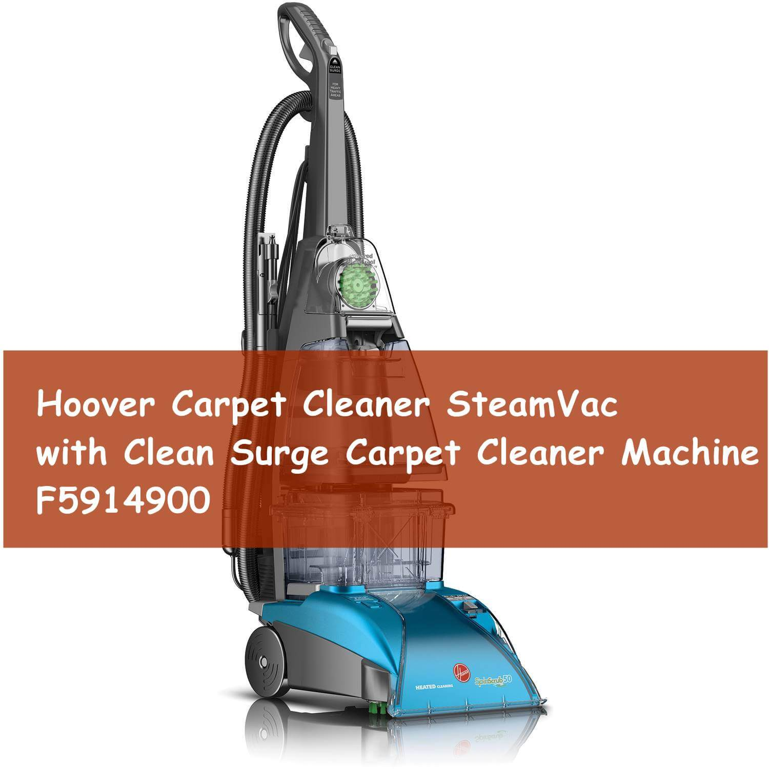 Hoover Steamvac The Most Popular Upright Carpet Cleaner