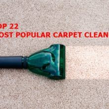 top carpet cleaners