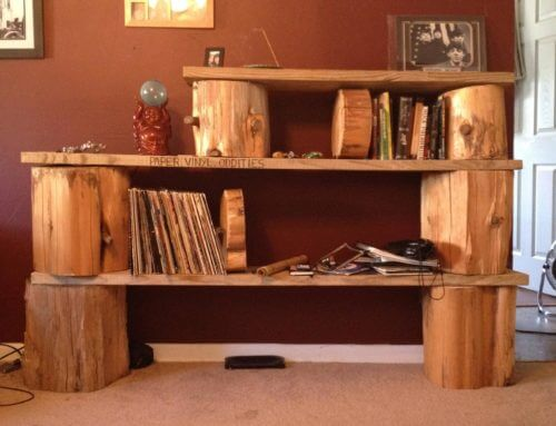 Making DIY bookshelf ideas
