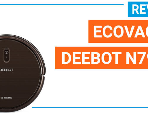 Ecovacs DEEBOT N79s reviews
