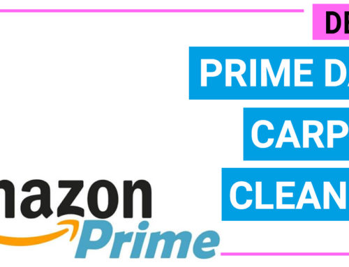 Prime day carpet cleaner deals