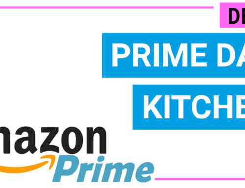 Amazon prime day kitchen deals