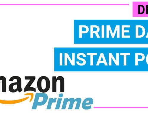 Amazon Prime Day Instant Pot Deal