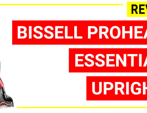 Bissell Proheat Essential Upright carpet cleaner 1887 reviews