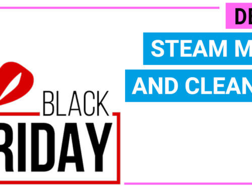 Black Friday 2018: Steam mop, steam cleaner sales, deals & discounts