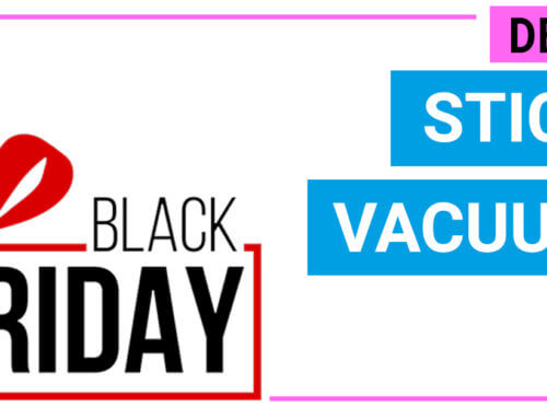 Black Friday: Stick vacuum deals and discounts LIVE NOW!!!