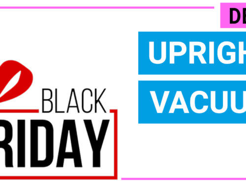 Black Friday upright vacuum cleaner deals
