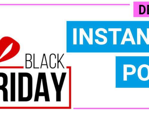 Instant Pot Black Friday Deals