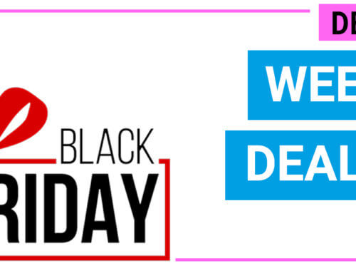 Amazon Black Friday Week Deals happens already