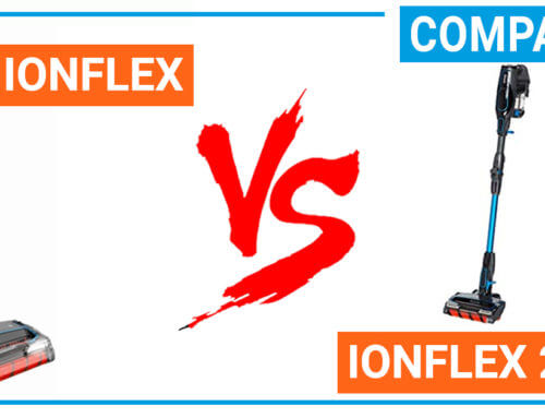 Shark IONflex vs IONflex 2X – What is the difference ?