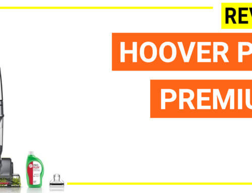 Hoover Pet Premium carpet cleaner FH51300NC reviews and compared to Hoover Powerscrub Deluxe