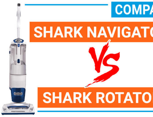 Shark Rotator vs Shark Navigator – What is the main difference?