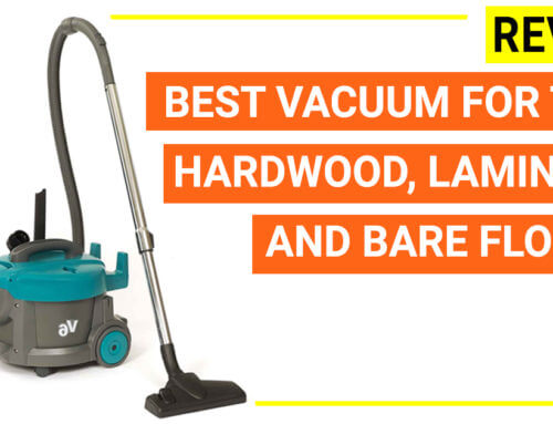 Best vacuum for tile, hardwood, laminate and bare floors in 2019