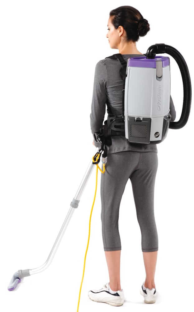 best back pack commercial vacuum