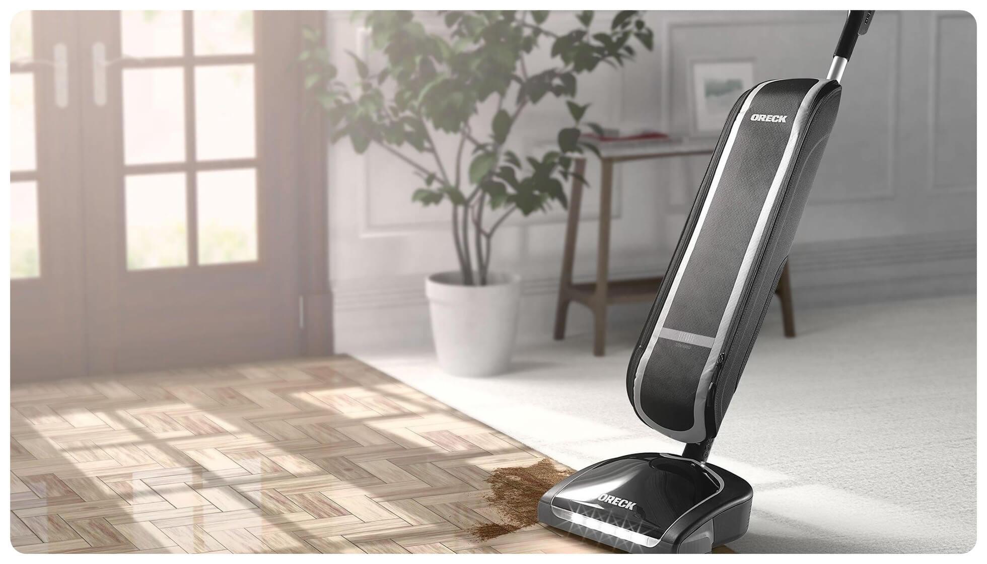 Best cordless vacuum for hardwood floors & pet hairs