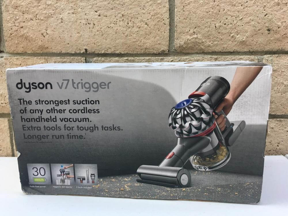 dyson v7 trigger reviews