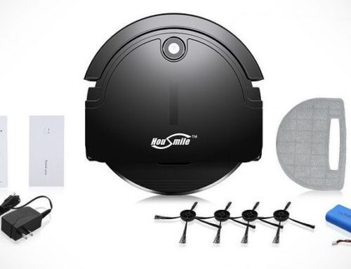 Housmile Robotic Vacuum Cleaner reviews