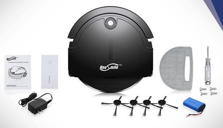 Housmile robot vacuum cleaner reviews