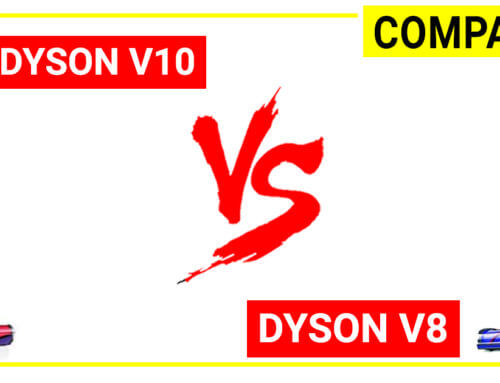 Dyson V10 vs Dyson V8 – An in-depth comparison