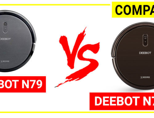 Ecovacs Deebot N79 vs Deebot N79s – Are they similar?