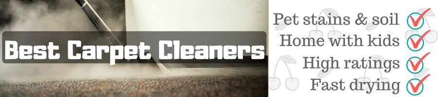 Best-carpet-cleaners in 2019