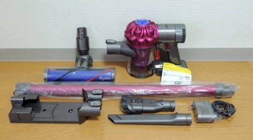 dyson v6 motorhead reviews