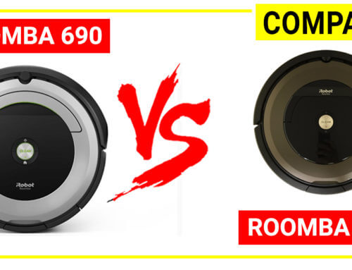 Roomba 690 vs 890 – A detail comparison