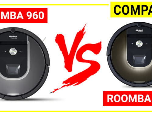 Roomba 960 vs 980 – What is the difference