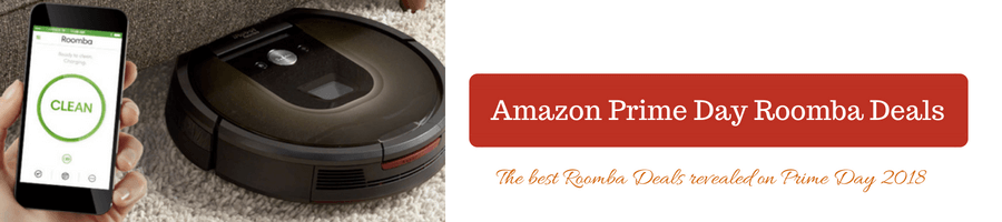 Amazon Prime Day Roomba Deals