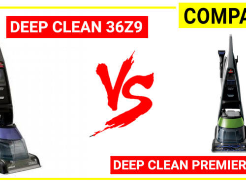 Bissell Deep Clean 36Z9 vs Bissell Deep Clean Premier 17N4