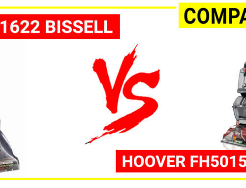 Compare Bissell 1622 vs Hoover FH50150PC
