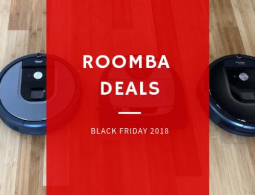 Black Friday 2018: Roomba, Braava, Mirra Robot Deals & Discounts