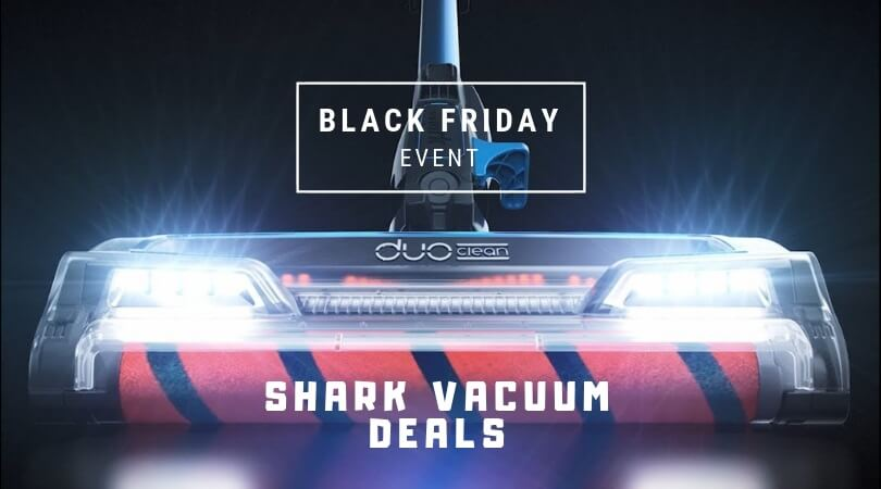 black friday shark vacuum deals 2018